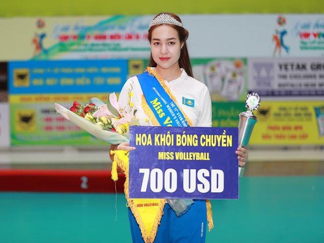 Vẻ đẹp quyến rũ của những thiên thần bóng chuyền châu Á - 16