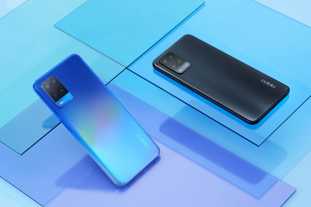 Oppo A54 ra mắt: pin 5.000 mAh, giá 4,7 triệu đồng - 1