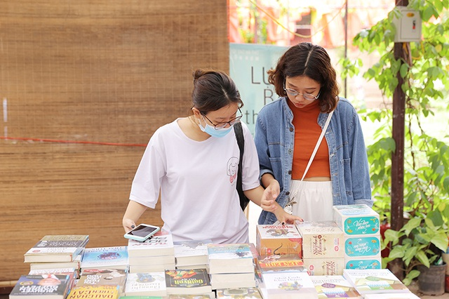 Khai mạc phiên chợ sách Một nét văn hóa Hà Nội - 5