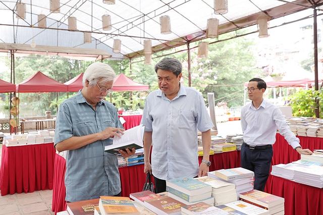 Khai mạc phiên chợ sách Một nét văn hóa Hà Nội - 3