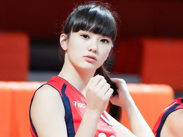 Vẻ đẹp quyến rũ của những thiên thần bóng chuyền châu Á - 1