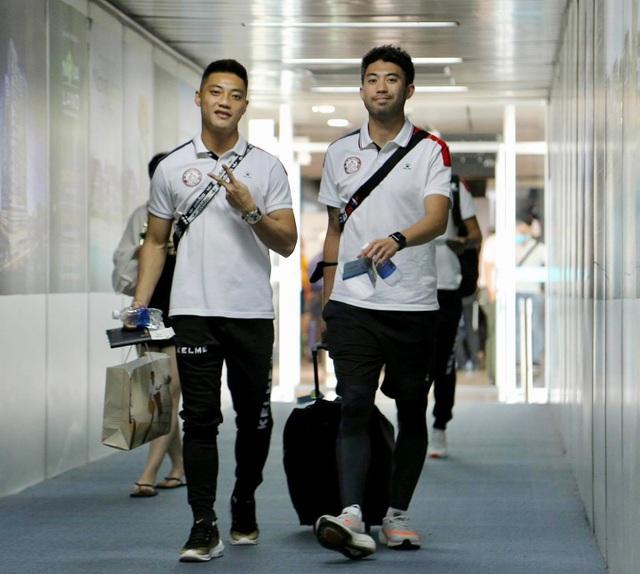 Thủ môn Bùi Tiến Dũng sẵn sàng cho ngày tái xuất V-League - 2