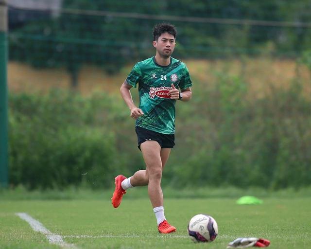 Thủ môn Bùi Tiến Dũng sẵn sàng cho ngày tái xuất V-League - 3