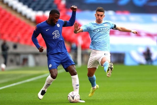 Chelsea 1-0 Man City: 3 lần xé lưới, 1 bàn thắng vừa đủ - 11