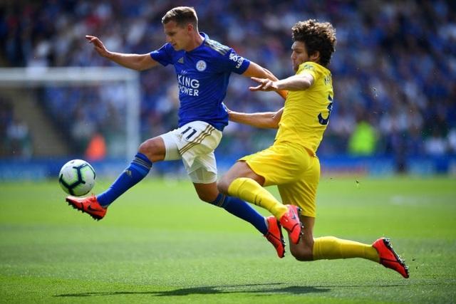 Bán kết FA Cup: Leicester City - Southampton, tấm vé chung kết dễ dàng cho bầy cáo? - 1