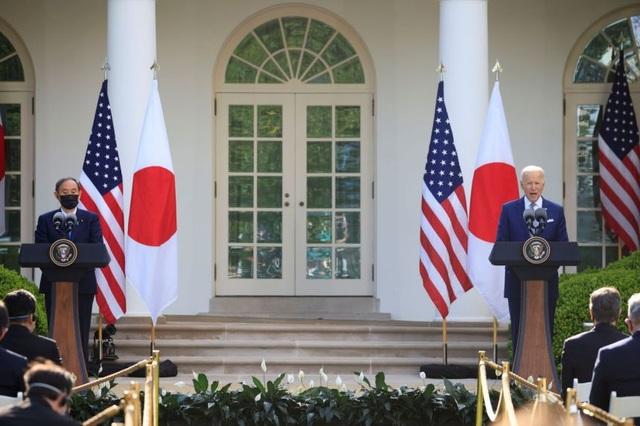Mỹ - Nhật cam kết đối phó thách thức từ Trung Quốc - 2
