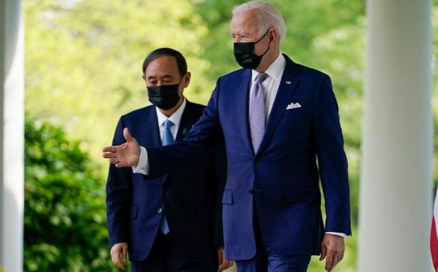 Mỹ - Nhật cam kết đối phó thách thức từ Trung Quốc - 1