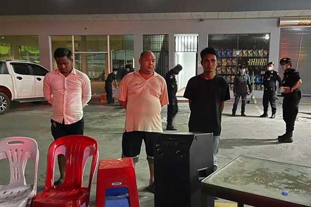 Tướng cảnh sát Campuchia bị bắt vì mở tiệc giữa lệnh phong tỏa - 1