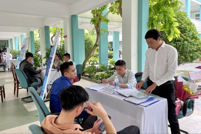 96% sinh viên trường Cao đẳng nghề Đà Nẵng tốt nghiệp có việc làm ngay - 4