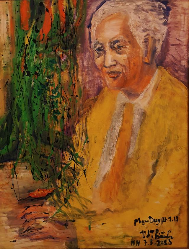 Triển lãm tranh Memories of home land - Kỷ niệm hương quê - 2