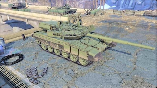 Người Mỹ nghi Nga có xe tăng chiến đấu chủ lực bí mật - 1