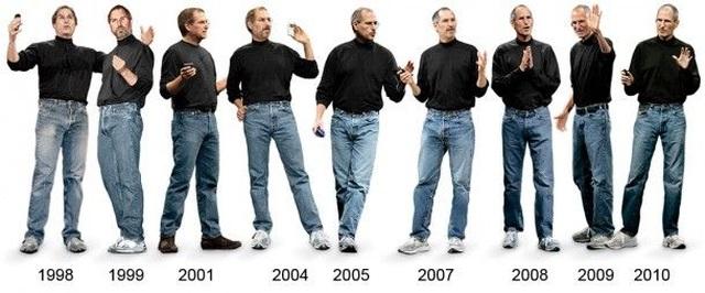 Điều thú vị sau bộ quần áo biểu tượng giản dị đến không ngờ của Steve Jobs - 6