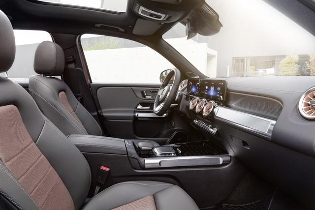Mercedes-Benz trình làng tân binh EQB, quyết tranh giành thị phần với Tesla - 13