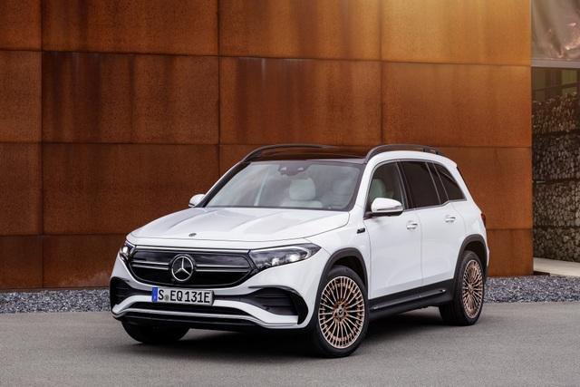 Mercedes-Benz trình làng tân binh EQB, quyết tranh giành thị phần với Tesla - 12