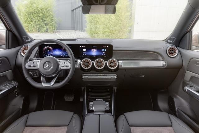 Mercedes-Benz trình làng tân binh EQB, quyết tranh giành thị phần với Tesla - 14