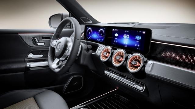 Mercedes-Benz trình làng tân binh EQB, quyết tranh giành thị phần với Tesla - 3