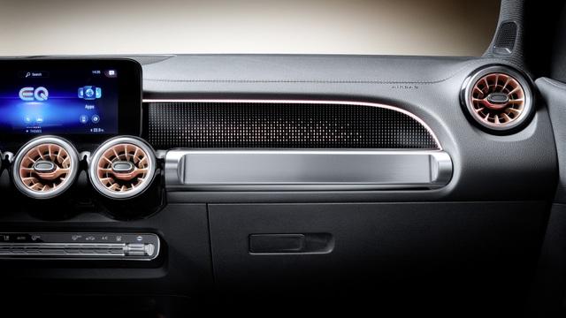 Mercedes-Benz trình làng tân binh EQB, quyết tranh giành thị phần với Tesla - 15