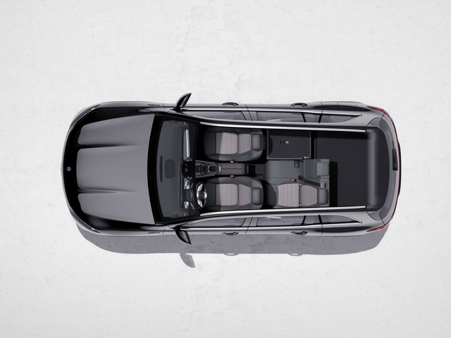 Mercedes-Benz trình làng tân binh EQB, quyết tranh giành thị phần với Tesla - 19