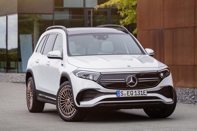 Mercedes-Benz trình làng tân binh EQB, quyết tranh giành thị phần với Tesla - 4