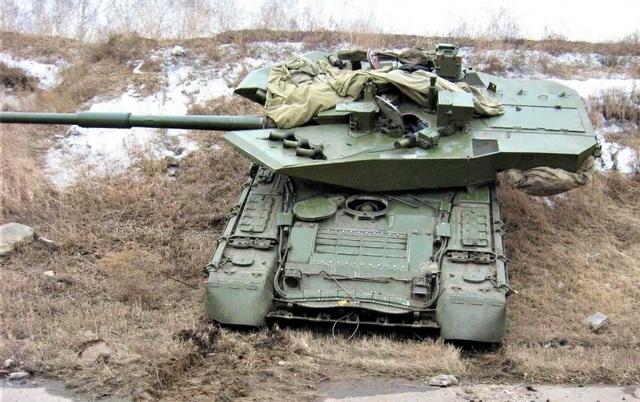 Người Mỹ nghi Nga có xe tăng chiến đấu chủ lực bí mật - 3