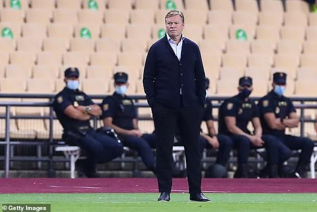 Barcelona chưa rút khỏi European Super League, HLV Koeman chỉ trích UEFA - 2