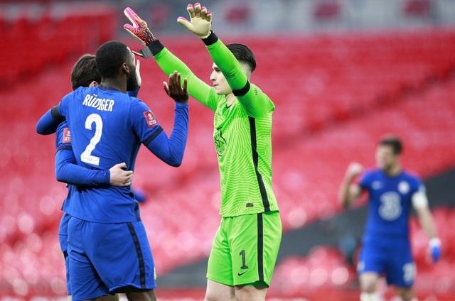 Chelsea 1-0 Man City: 3 lần xé lưới, 1 bàn thắng vừa đủ - 2