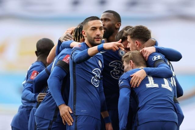 Chelsea 1-0 Man City: 3 lần xé lưới, 1 bàn thắng vừa đủ - 1