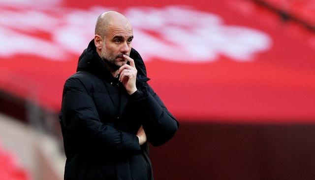 Tan mộng ăn bốn, Guardiola vẫn thản nhiên nói cứng - 1