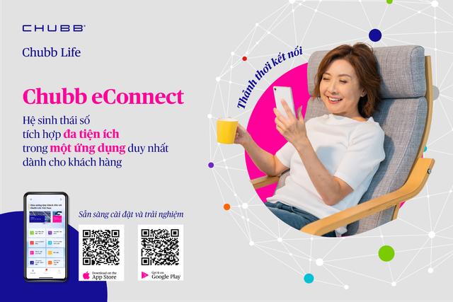 Chubb eConnect: Đưa bảo hiểm gần gũi hơn vào cuộc sống thường ngày - 2