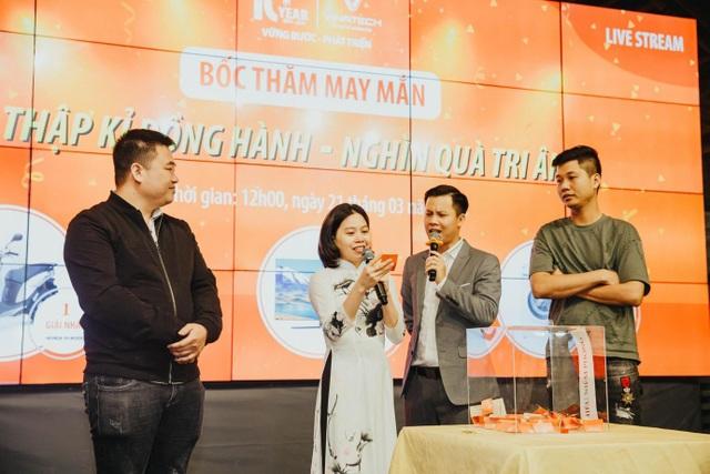 Tập đoàn Vinatech Việt Nam - lấy chữ tín tạo niềm tin - 1
