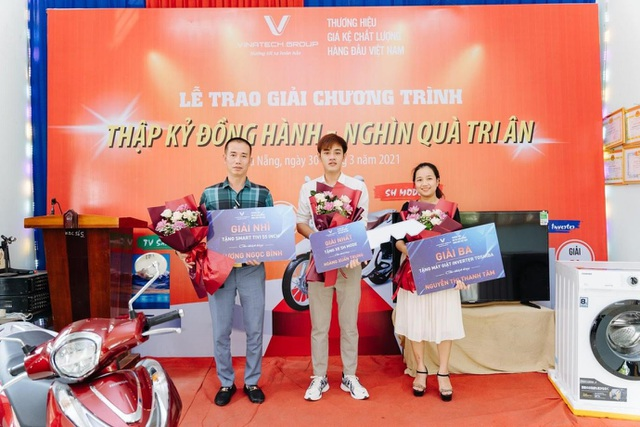 Tập đoàn Vinatech Việt Nam - lấy chữ tín tạo niềm tin - 2