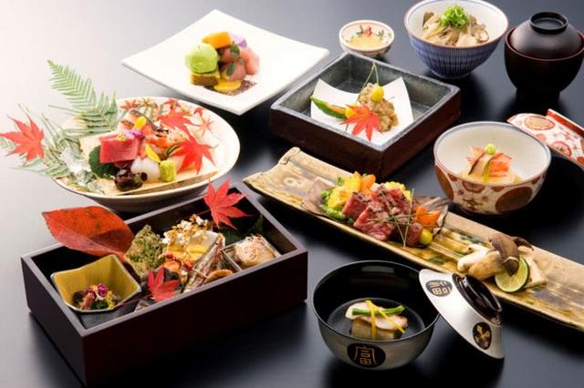 Tinh hoa ẩm thực của giới thượng lưu Nhật trong bữa ăn kaiseki - 1