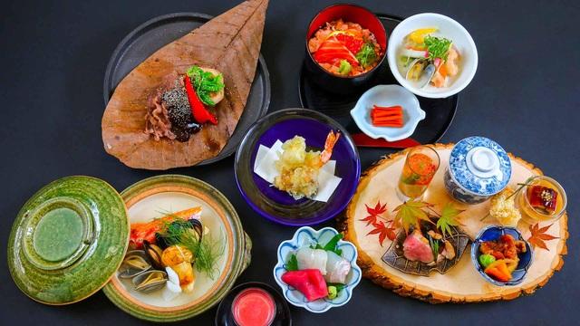 Tinh hoa ẩm thực của giới thượng lưu Nhật trong bữa ăn kaiseki - 2