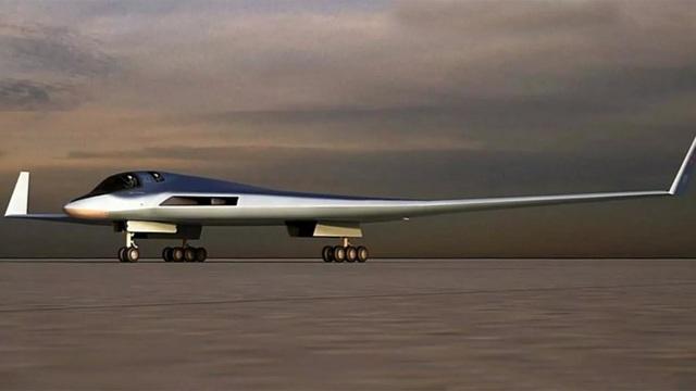 Nga lộ thiết kế của chim sắt ném bom tàng hình thế hệ 6 - 2