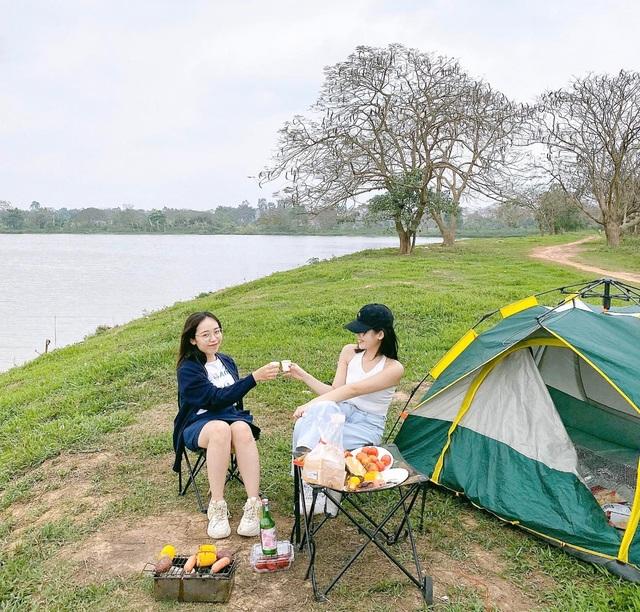 5 địa điểm cắm trại tuyệt đẹp gần Hà Nội cho ngày nghỉ lễ  - 8