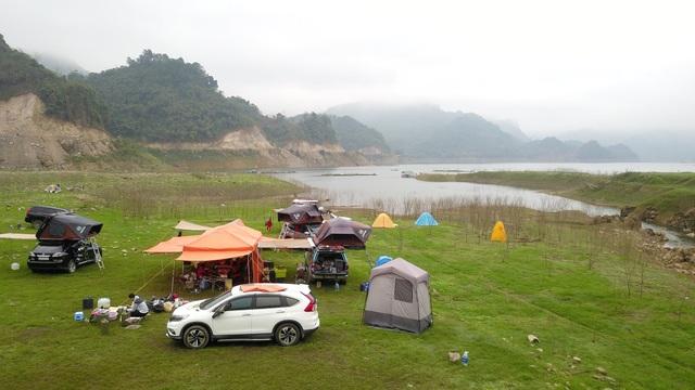 5 địa điểm cắm trại tuyệt đẹp gần Hà Nội cho ngày nghỉ lễ  - 3