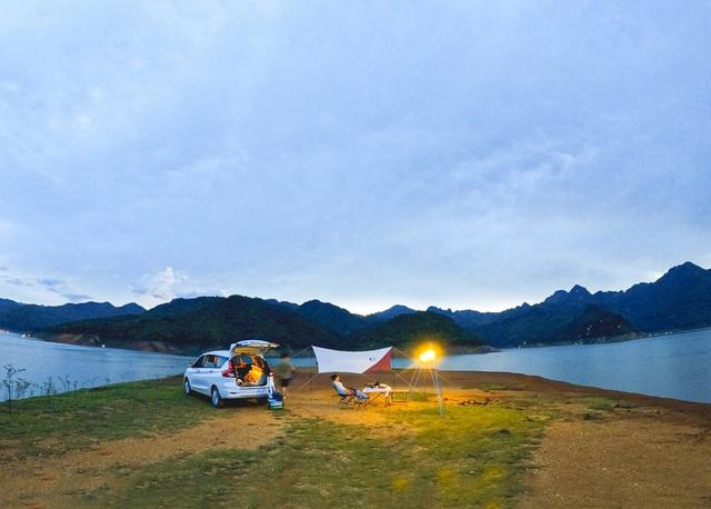 5 địa điểm cắm trại tuyệt đẹp gần Hà Nội cho ngày nghỉ lễ  - 2
