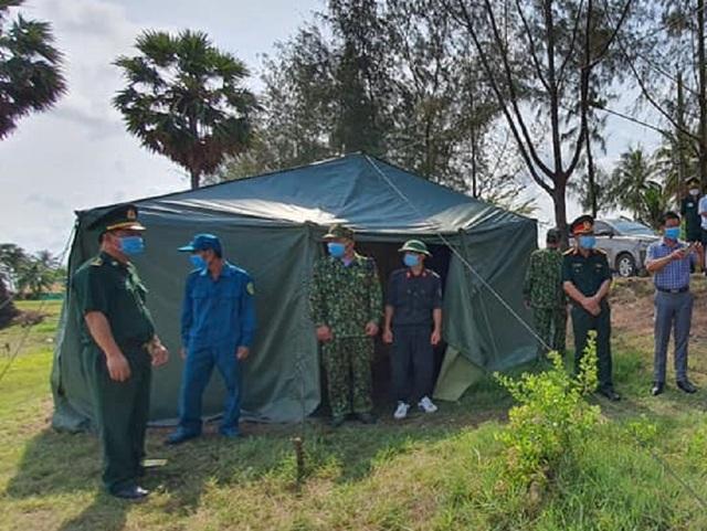 Khẩn cấp xây dựng 2 bệnh viện dã chiến chống Covid-19 tại Kiên Giang - 1