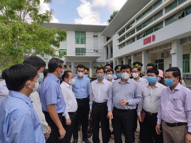 Khẩn cấp xây dựng 2 bệnh viện dã chiến chống Covid-19 tại Kiên Giang - 2