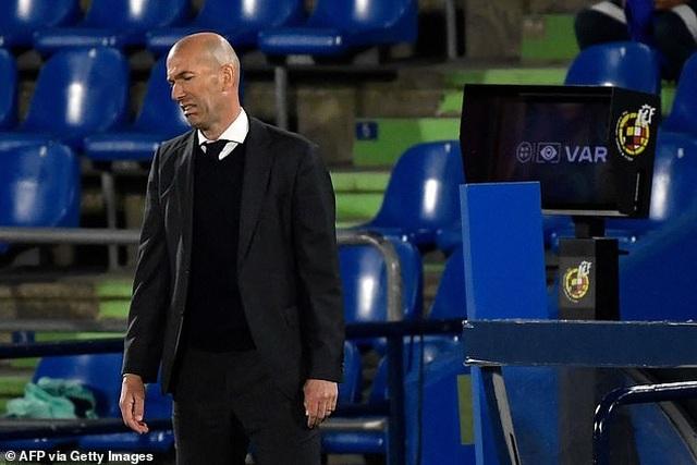 Hòa thất vọng, Real Madrid hụt hơi trong cuộc đua vô địch với Atletico - 4