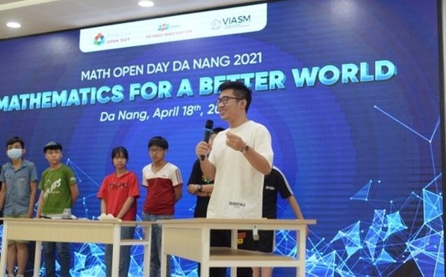 Học sinh Đà Nẵng đánh bại Siêu trí tuệ Việt Nam Đức Giang - 1