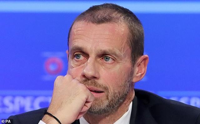 Chủ tịch UEFA thề không nương tay với cầu thủ tham dự European Super League - 1