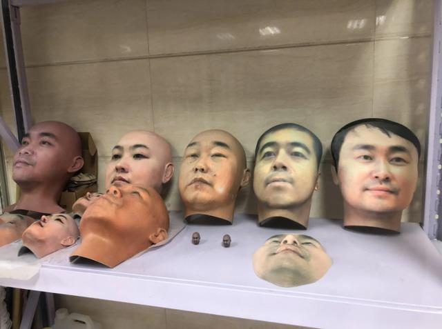 Công nghệ in 3D làm đẹp cho… xác chết ở Trung Quốc - 2