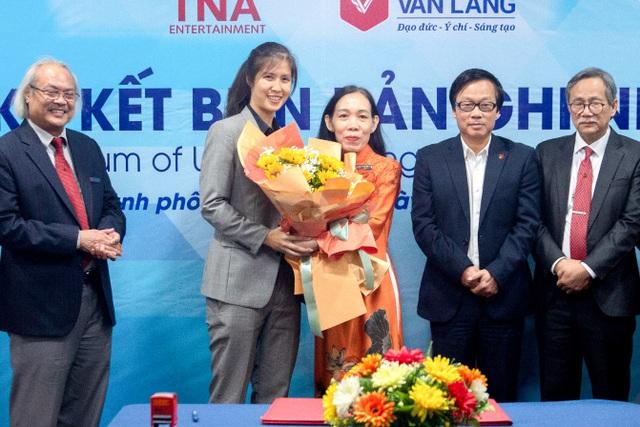 Dự án Trưng Vương - cầu nối đưa sinh viên ĐH Văn Lang từ lý thuyết đến ứng dụng - 2