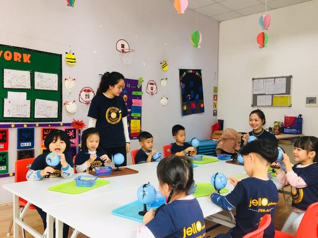 STEM - JELLO xu hướng giáo dục mầm non tương lai - 1