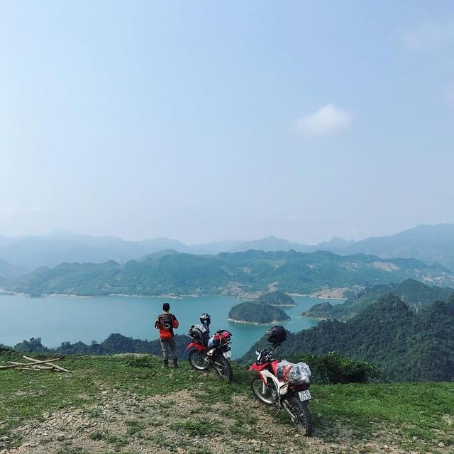 5 địa điểm cắm trại tuyệt đẹp gần Hà Nội cho ngày nghỉ lễ  - 1