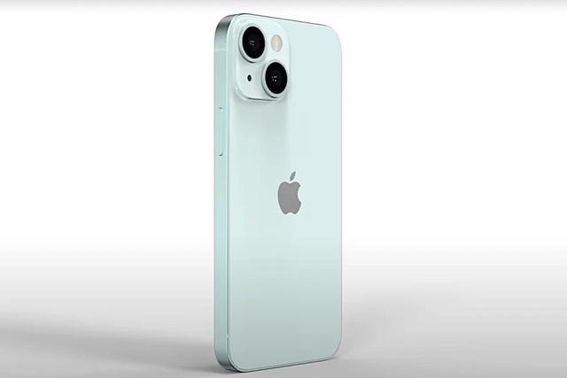 Ảnh bản dựng hoàn chỉnh cho thấy trọn vẹn thiết kế của iPhone 12S - 5