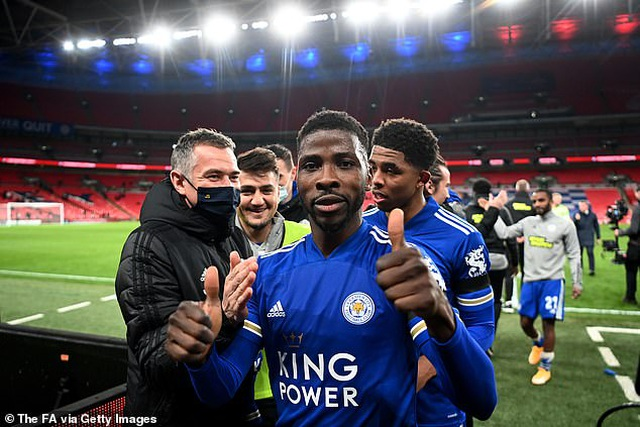 Hạ Southampton, Leicester City hẹn Chelsea ở chung kết FA Cup - 2