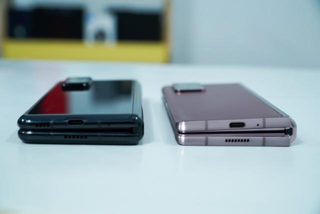 So sánh hàng khủng Xiaomi Mi Mix Fold với Samsung Galaxy Z Fold2 - 9