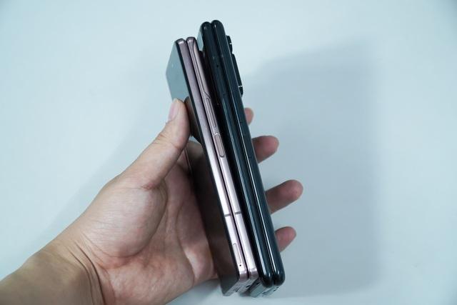 So sánh hàng khủng Xiaomi Mi Mix Fold với Samsung Galaxy Z Fold2 - 2